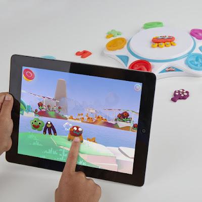 PLAY-DOH Touch - Estudio de creaciones animadas | Hasbro 2017 | Juego de Plastilina & Manualidades | COMO FUNCIONA EL JUGUETE