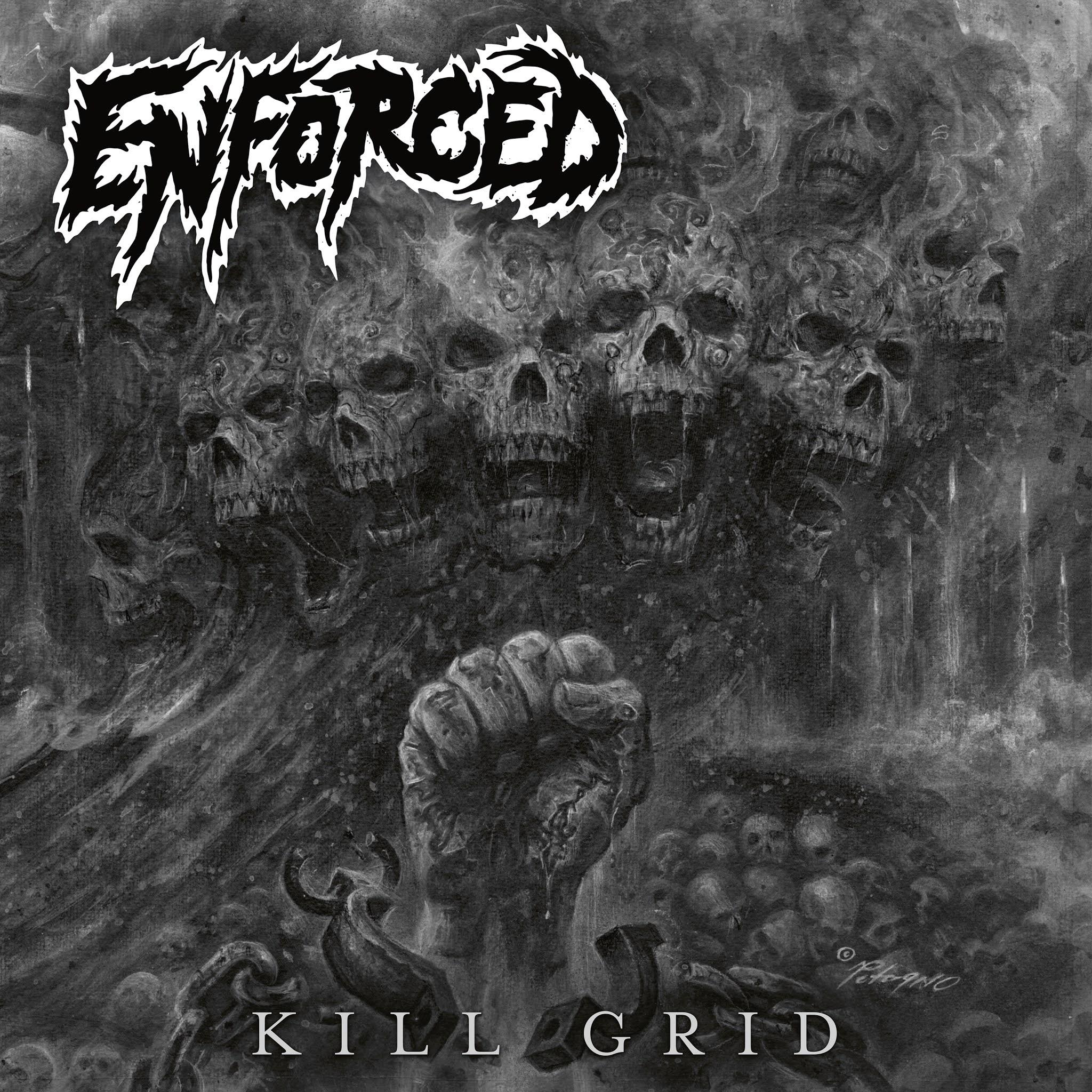 Enforced cover artwork kill grid