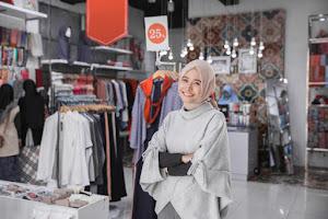 Dress Muslimah Remaja Terkini