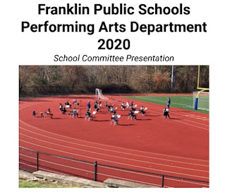 Franklin School Committee to hear presentations on ECDC and Performing Arts Tuesday, Dec 21