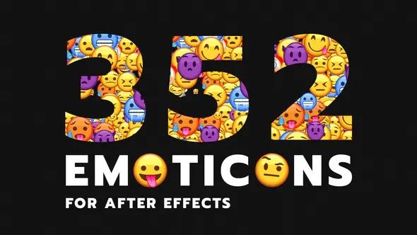 Emoticon - Animated Emojis Pack 28314889