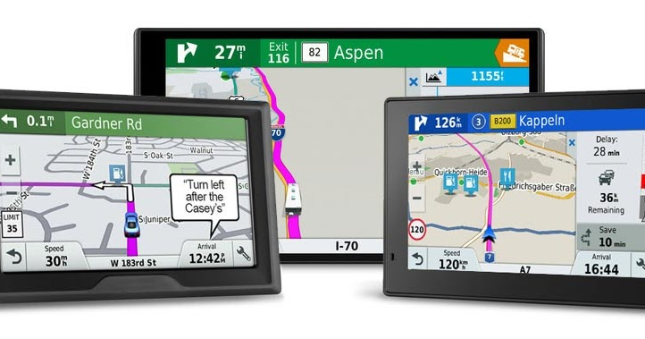 how to download a route to a garmin gps