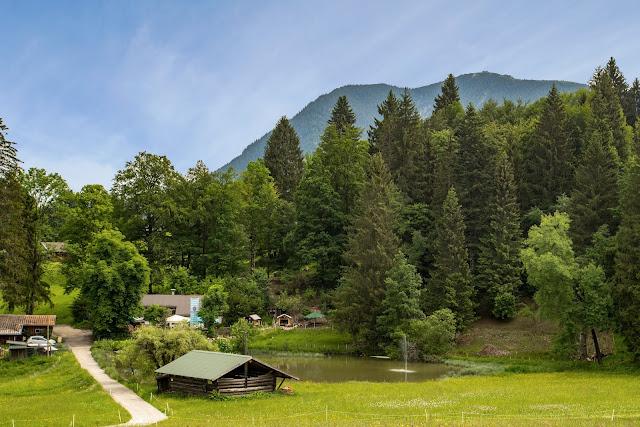 Hausberg-Runde und Partnachklamm  Wanderung Garmisch-Partenkirchen 08