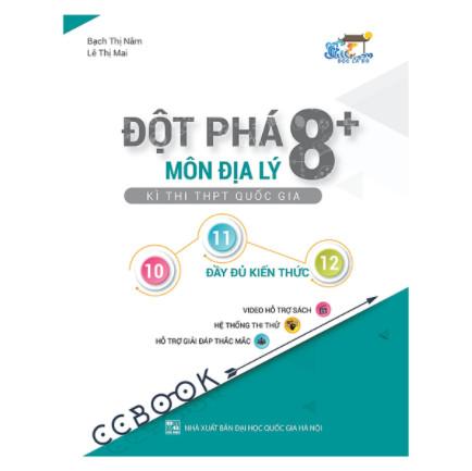 Đột Phá 8+ Kì Thi THPT Quốc Gia Môn Địa Lý ebook PDF-EPUB-AWZ3-PRC-MOBI