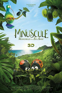 Download Film dan Movie Minuscule Mandibles From Far Away (2018) Subtitle Indonesia