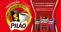 Promoção Recarregue com Café Pilão recarreguecompilao.com.br