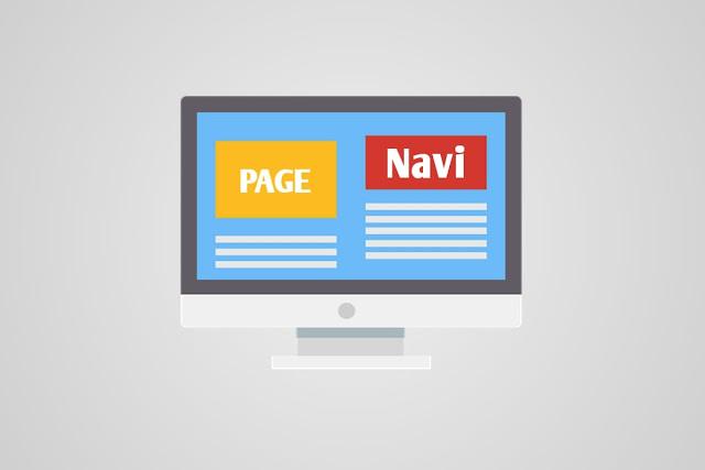 Cara Menghapus Numbered Page Navigation Pada Template Viomagz