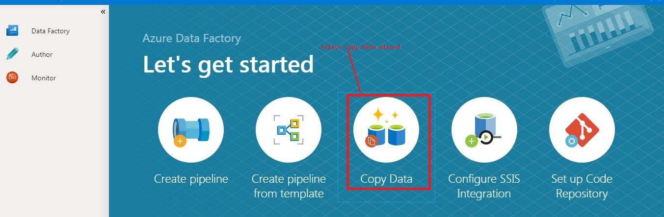 TechFindings: Getting Started with Azure Data Factory - CopyData