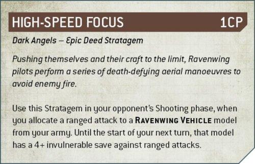 Estratagemas Ravenwing