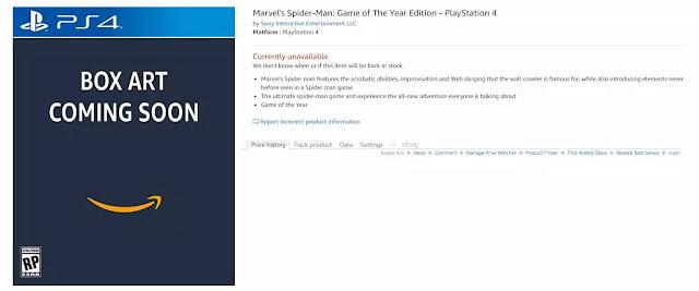 تسريب تفاصيل نسخة جديدة من لعبة Spider Man قادمة حصريا على جهاز PS4 و هذا محتواها