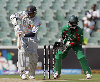 Sanath Jayasuriya 88 - Sri Lanka vs Kenya 8th Match ICC World T20 2007 Highlights