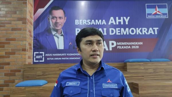 PD Sindir Lokasi DPP Kubu Moeldoko yang Dekat Kantor Demokrat di Menteng