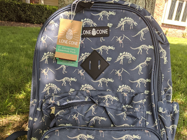 LONECONE Backpacks and Lunch Bags are Perfect for Back to School