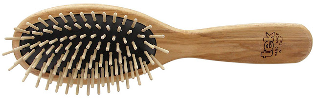 Boar brush alternative TEK wooden brush