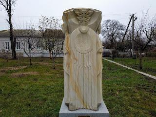 Прилуки. Арт-об'єкти та скульптури на площах