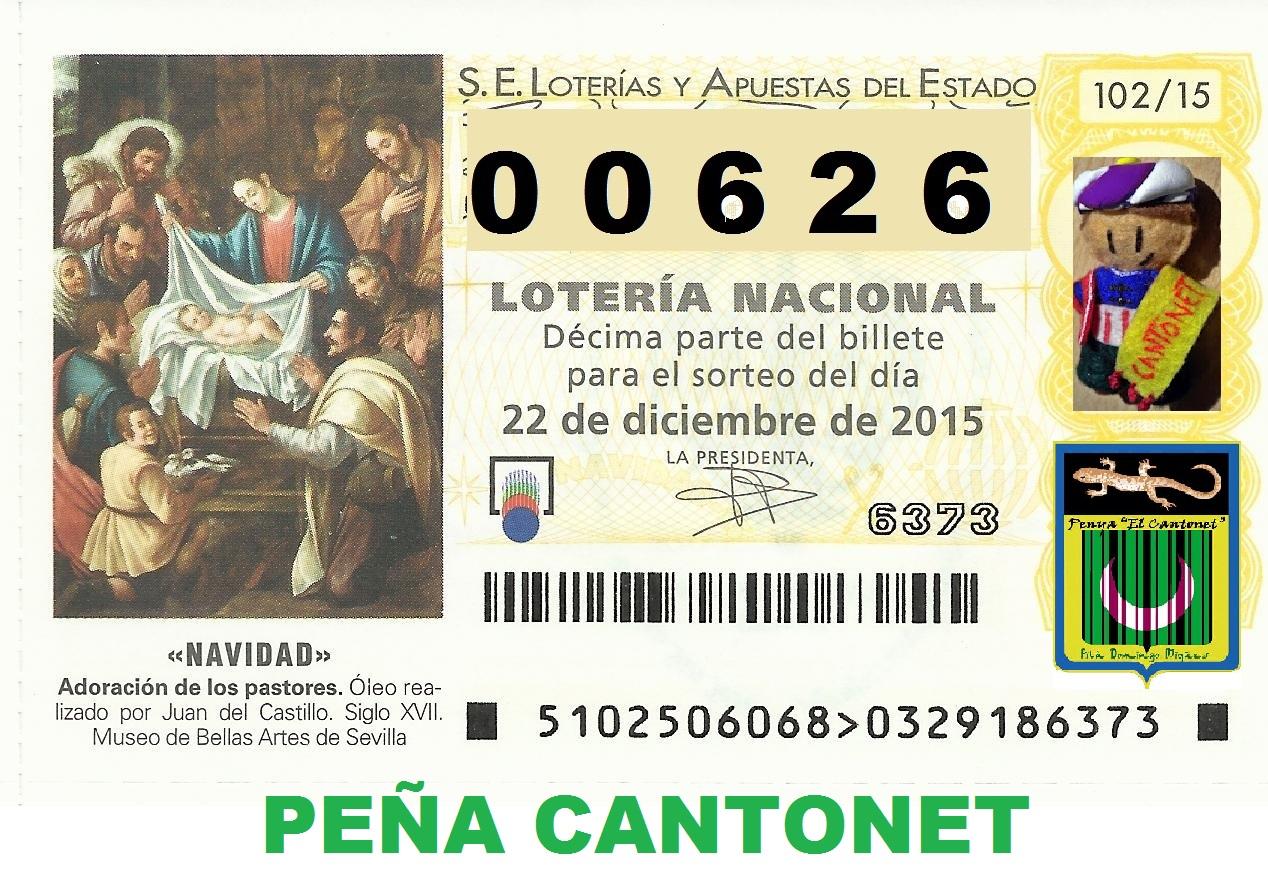 Imagenes Loteria De Navidad 2018