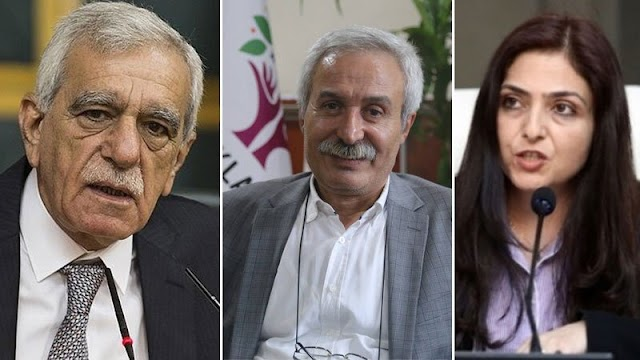 HDP'li üç belediye başkanı görevden alındı