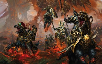Slaves to Darkness- Lore Leading into the new Battletome