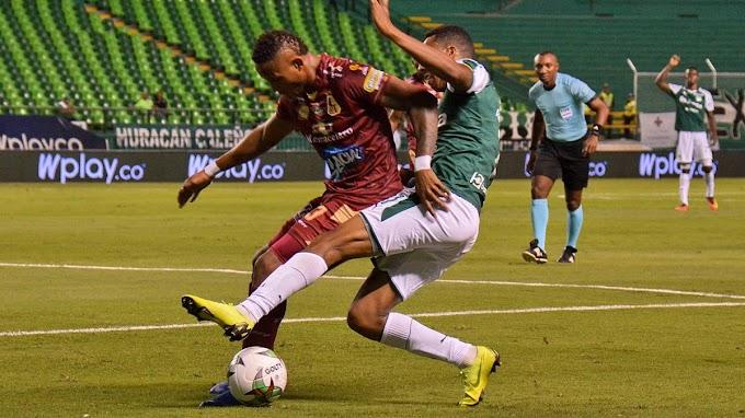 ¿Se avecina un boicot? Barra brava del DIM amenazó con boicotear el partido entre Deportivo Cali y Deportes Tolima en Medellín