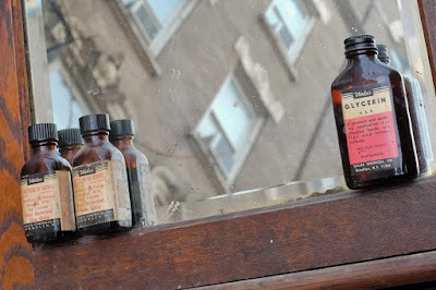 Reminders: Buy more glycerin and tincture of iodine NYC Real Estate News image via Tigho