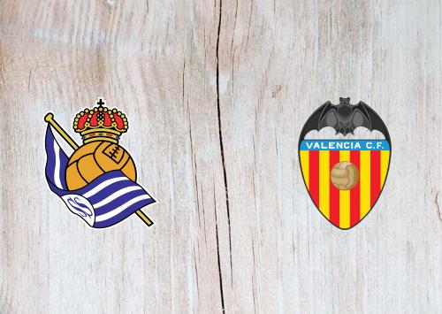 Real Sociedad vs Valencia -Highlights 29 September 2020