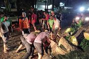 Hadapi Cuaca Ekstrem, Polda Sulut Himbau Warga Tingkatkan Kewaspadaan dan Tanggap Bencana