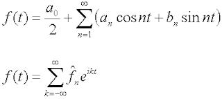 Ряды Фурье в тригонометрической и экспоненциальной (комплексной) форме.