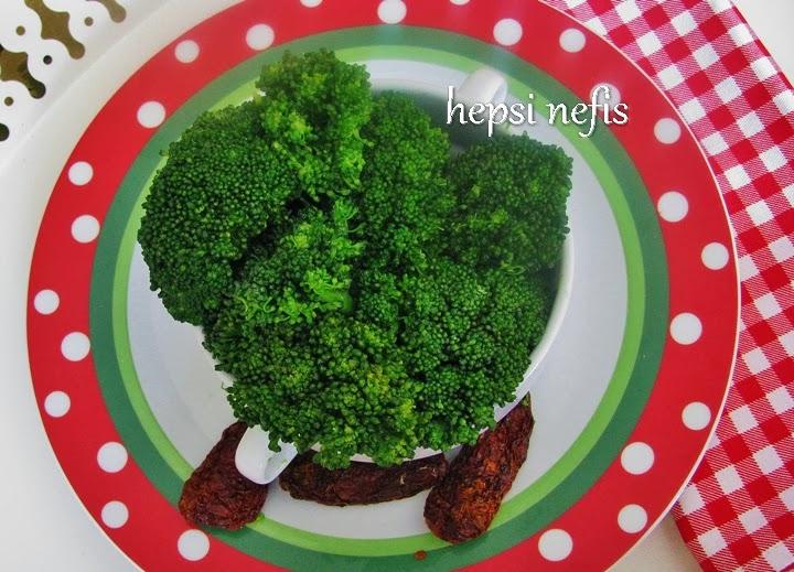 Brokoli tarator