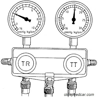 Cara Memeriksa Freon AC Mobil