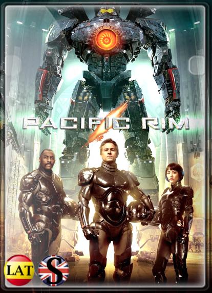 Titanes del Pacífico (2013) HD 1080P LATINO/INGLES