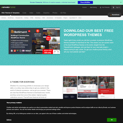 Free WordPress Themes of August 2020