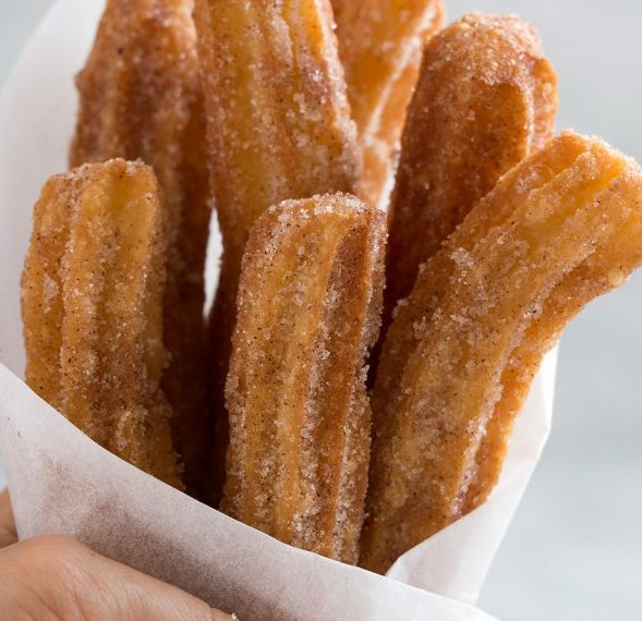 Churros #desserts #mexican