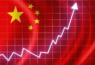 Ekonomi China Naik