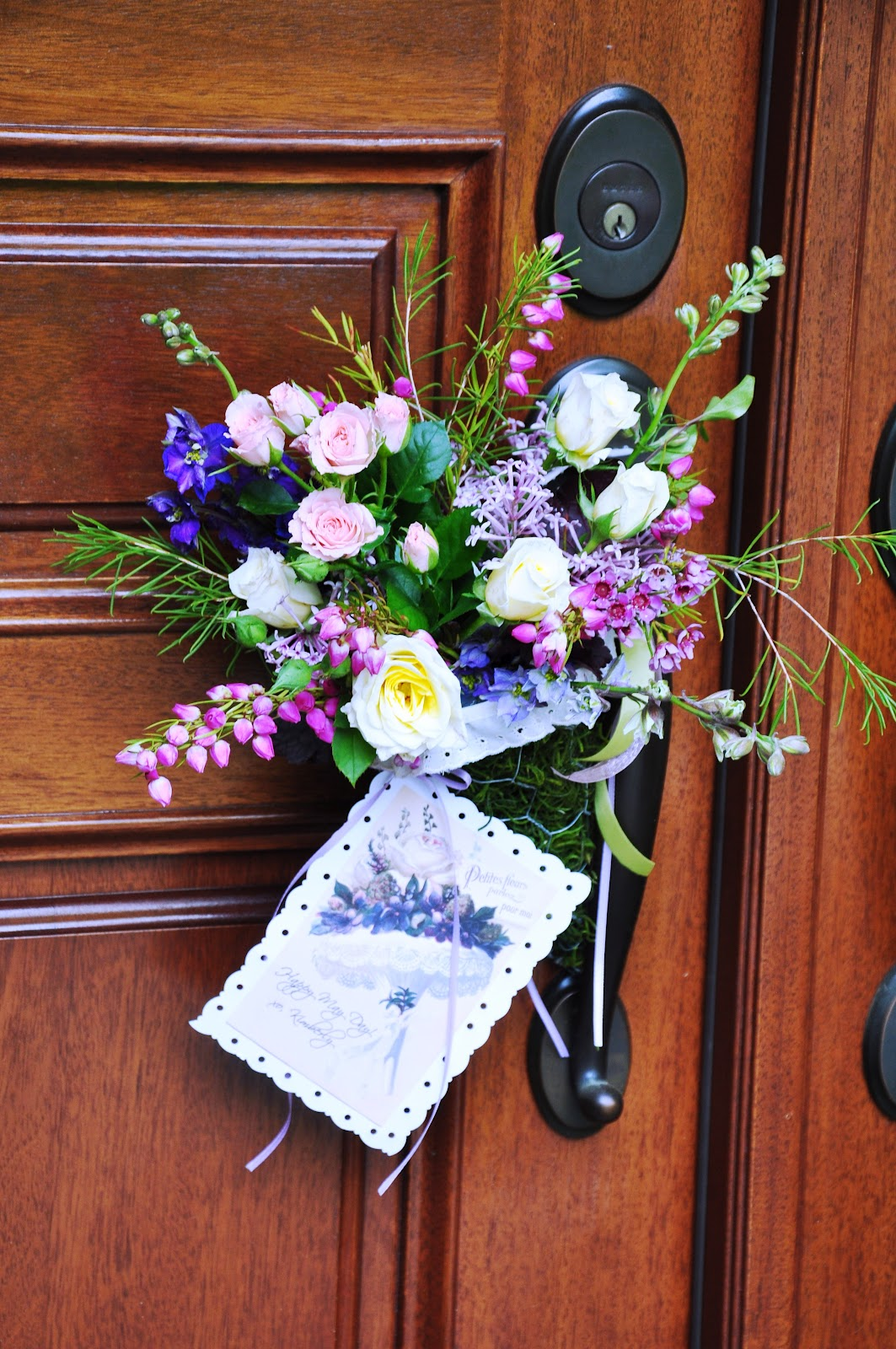 Image result for image of a may basket
