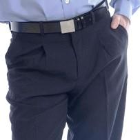 Más información : Pantalón de vestir de caballero con pinza - NORVIL