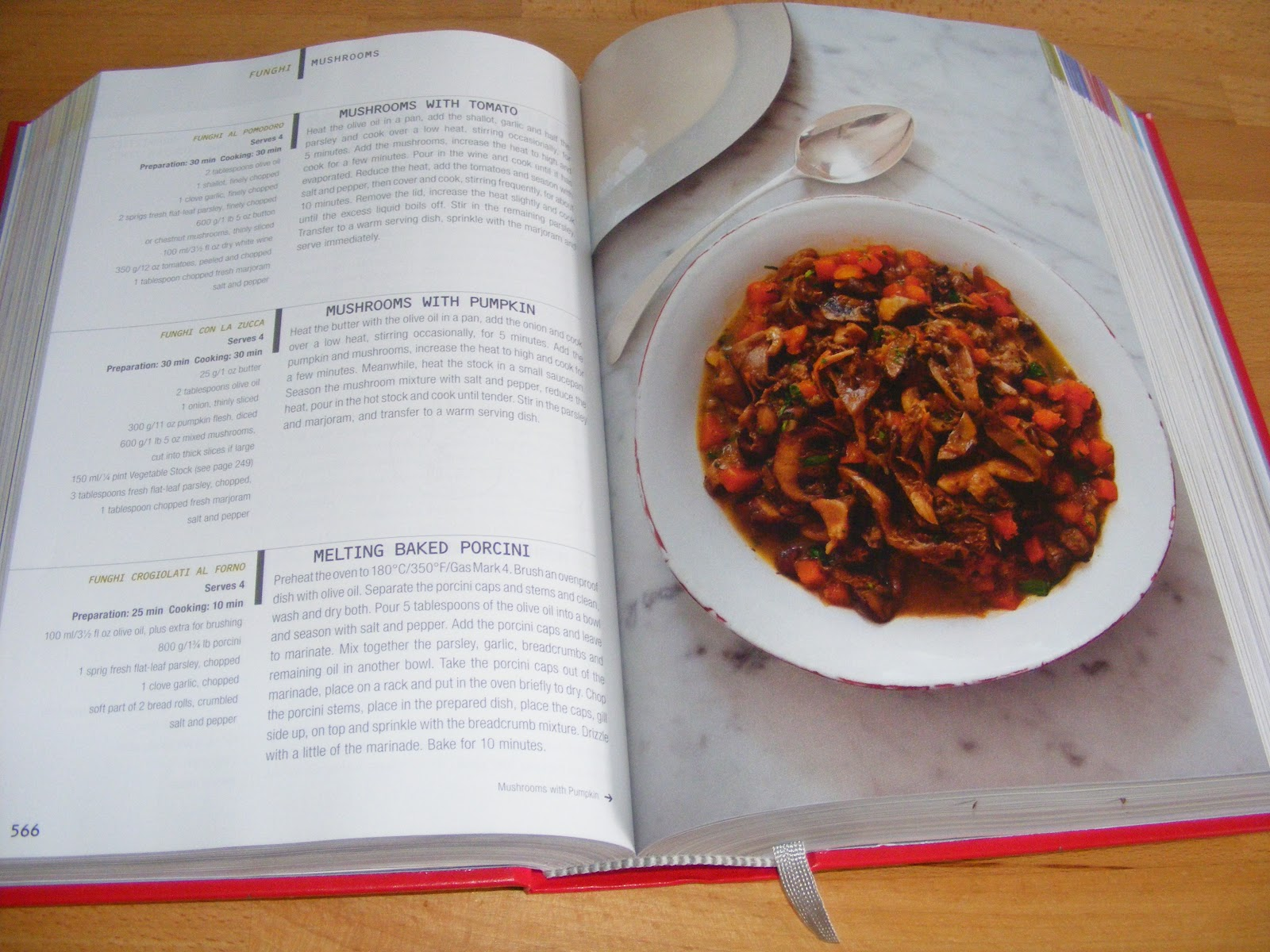 The Silver Spoon Book