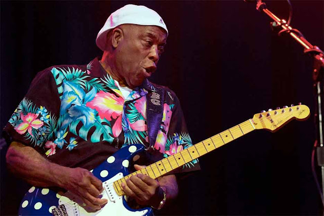 concert blues Buddy Guy