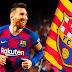 ليونيل ميسي في قرار الرحيل أو البقاء في نادي برشلونة.