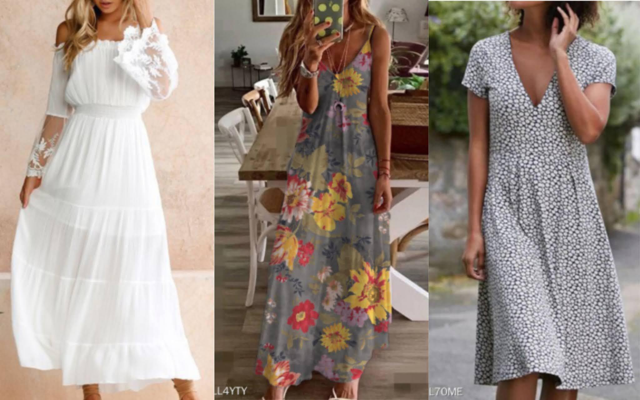 Como se vestir bem no verão