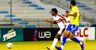 مباراة الزمالك وطنطا اليوم في الدوري المصري الممتاز
