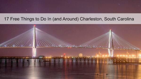 http://www.southeasterntraveler.com/blog/2014/05/17-free-things-to-do-in-and-around-charleston-south-carolina/