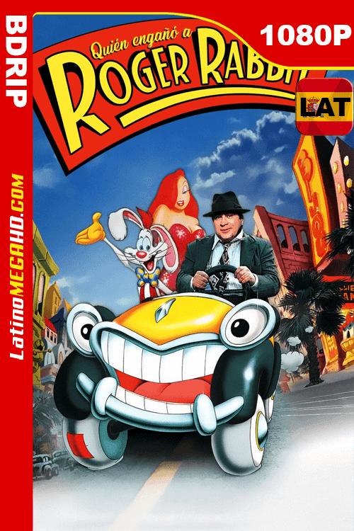 ¿Quién engañó a Roger Rabbit? (1988) Latino HD BDRIP 1080P ()