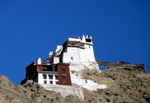 Namgyal Tsemo Gompa, Best Places to visit in Ladakh