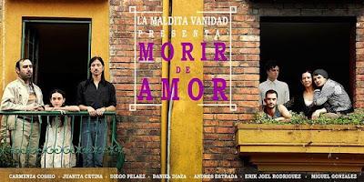 MORIR DE AMOR (TEATRO) 1