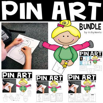 pin art bundle - fun friday and parties