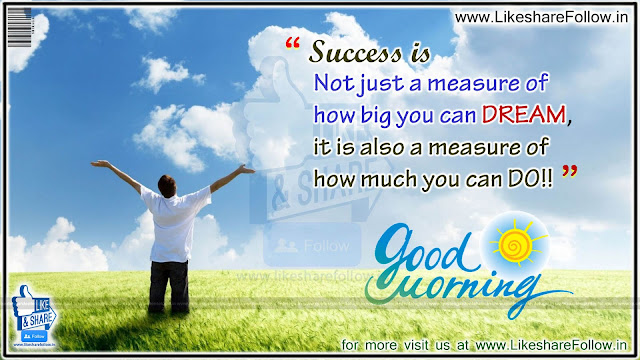 Good morning Nature Quotes messages online