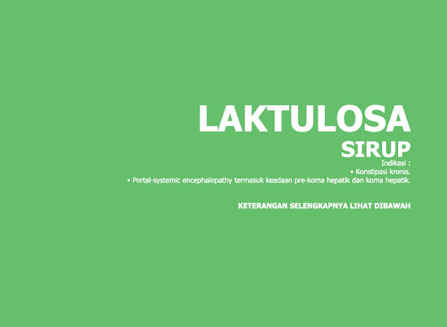Lactulose Syrup (Lactulosa/Laktulosa)
