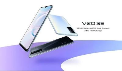 فيفو تعلن عن هاتف Vivo V20 SE