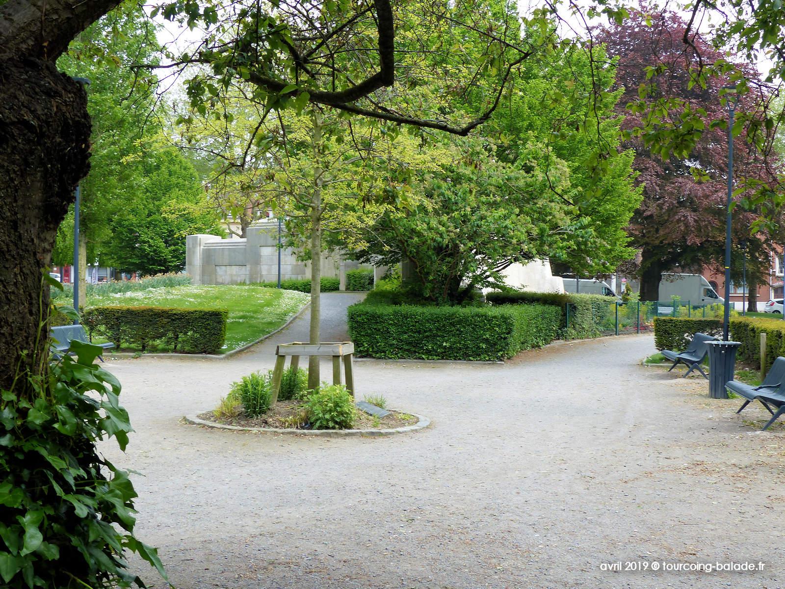 Parc Victoire Arbre Liberté, Tourcoing 2019