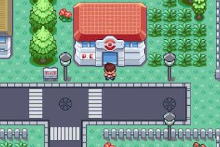 Pokemon Kairos para GBA Graficos NDS Mejorados HD